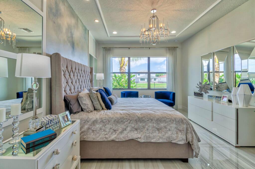 Isla Master Bedroom HDR
