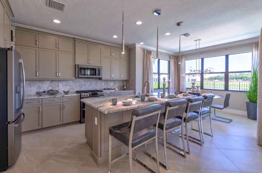 Mesa Kitchen Dining HDR