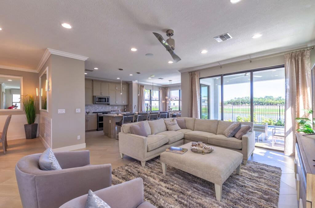 Mesa Living Room 2 HDR