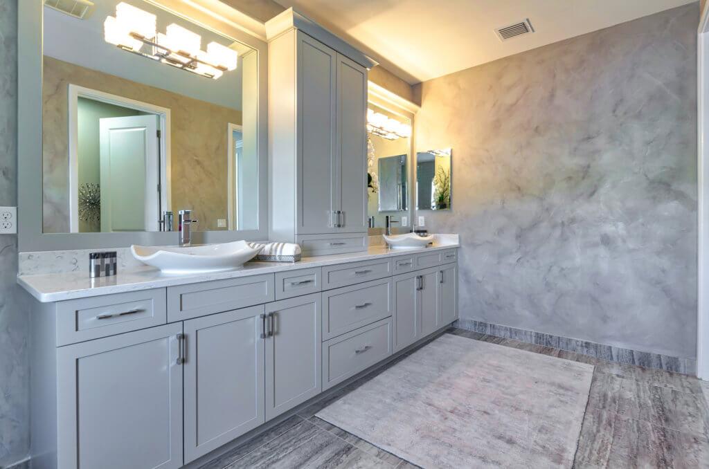 Mesa Upstairs Master Bathroom 5 HDR