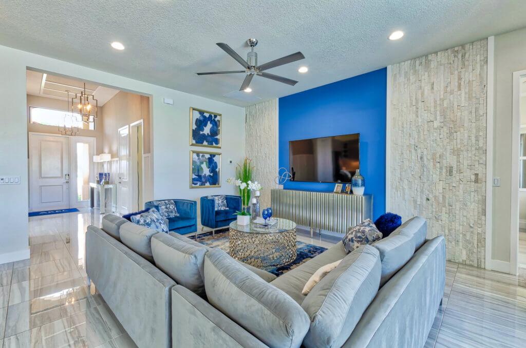 Isla Living Room Angled HDR