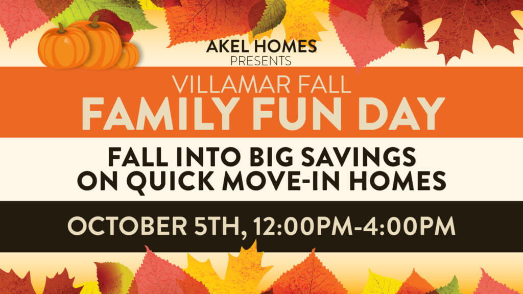 Villamar Fall Family Fun Day